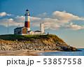 Montauk Lighthouse and beach 53857558