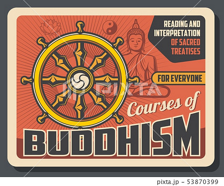 Buddhism sacred religion teaching courses 53870399