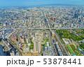 大阪 都市景観 西成区、大正区、港区方面 53878441