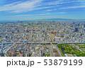 大阪 都市風景 都市景観の写真 53879199