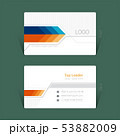 Business card design concept Vector Illustration 53882009