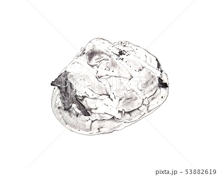 ボロニアソーセージパン 53882619