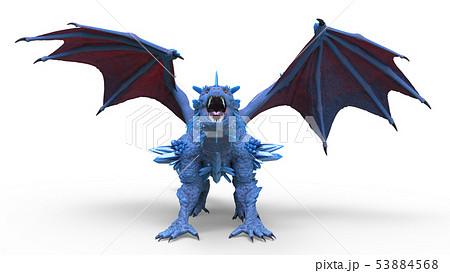 ドラゴン 53884568