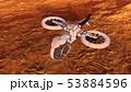 ヘリコプター 53884596