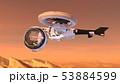 ヘリコプター 53884599