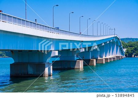 (石川県)能登島大橋 53894845