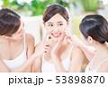 アジア人 アジアン アジア風の写真 53898870