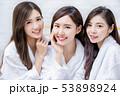 アジア人 アジアン アジア風の写真 53898924