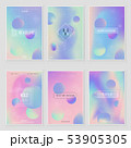 Furistic modern holographic cover set.  53905305
