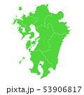 九州地図 53906817