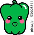 ピーマン 野菜 キャラクター 53906844