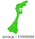 石川県地図 53906888