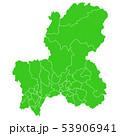 岐阜県地図 53906941