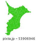 千葉県地図 53906946