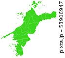 愛媛県地図 53906947