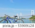 四国 愛媛県 しまなみ海道と自転車 53909128