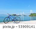 四国 愛媛県 しまなみ海道と自転車 53909141