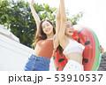 女性 女子旅 リゾート  53910537