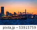 《神奈川県》横浜みなとみらいの夜景・クルーズ船 53915759