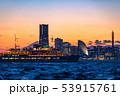 《神奈川県》横浜みなとみらいの夜景・クルーズ船 53915761