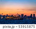 《神奈川県》横浜みなとみらいの夜景・クルーズ船 53915875