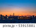 《神奈川県》横浜みなとみらいの夜景・クルーズ船 53915881