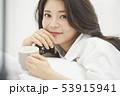 女性 アジア人 朝の写真 53915941