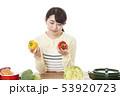 主婦 料理 53920723