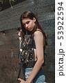 女性 ファッション 流行の写真 53922594