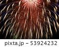 花火 打ち上げ花火 花火大会の写真 53924232