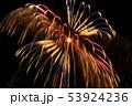 花火 打ち上げ花火 花火大会の写真 53924236