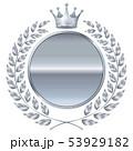 王冠 ベクター 月桂樹のイラスト 53929182