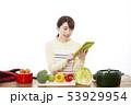 主婦 料理 53929954