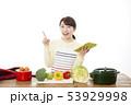 主婦 料理 53929998