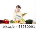 主婦 料理 53930001