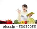 主婦 料理 53930055