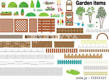 ガーデンアイテム 53935425