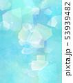 背景-夏-ソーダ-氷-ブルー 53939482