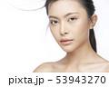 人物 女性 若い女性の写真 53943270