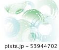 波紋の背景 夏 緑 53944702