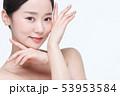 ポートレート 女性 若い女性の写真 53953584