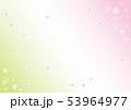 桜の背景 53964977