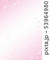 桜の背景 53964980