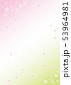 桜の背景 53964981