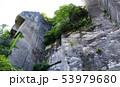 鋸山 石切場跡 (千葉県富津市金谷) 2019年5月撮影 53979680