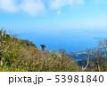 びわ湖テラスからの眺め、、びわ湖バレイ、美しい風景、滋賀県 53981840
