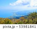 びわ湖テラスからの眺め、、びわ湖バレイ、美しい風景、滋賀県 53981841