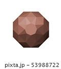 チョコレート-多面体-ポリゴン 53988722