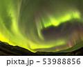 アラスカのオーロラ aurora generated near Alaska Fairbanks 53988856