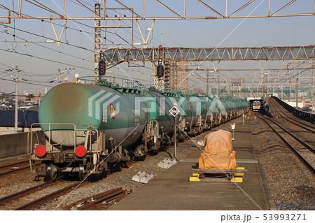 武蔵野線とガソリン輸送の貨物列車 53993271